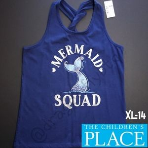 NEW LIST! NWT The Children's Place Girls Tank Top